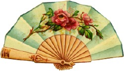 fan-with-roses