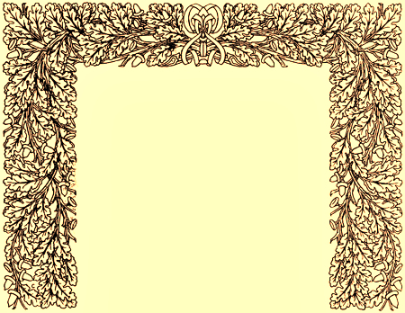 oak-leaf-frame